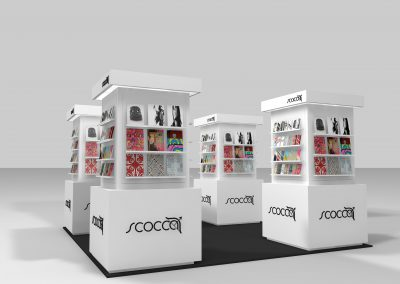 Scocca Pop Up Store