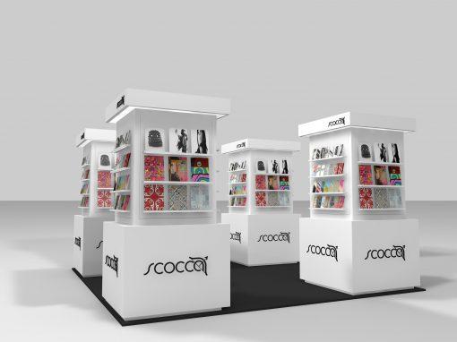 Scocca Pop Up Store